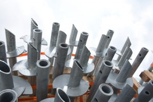 helical pier cost
